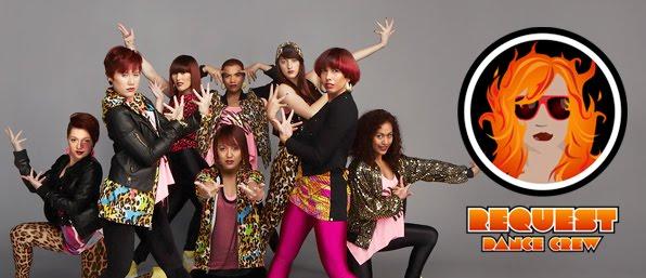 Request Dance Team