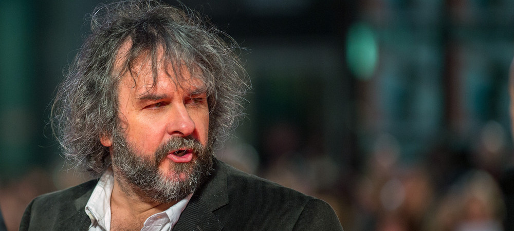 New Zealand director Peter Jackson arrives for the European premiere of the adventure film 'The Hobbit - The Desolation of Smaug' in Berlin, Germany, 09 December 2013. The film will start screening in cinemas across Germany on 12 December 2013. Photo: HANNIBAL/dpa